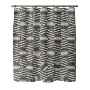 Loehr Single Shower Curtain