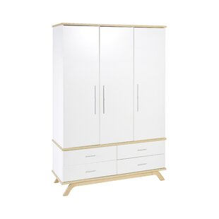 Vicky 3 Door Wardrobe By Schardt