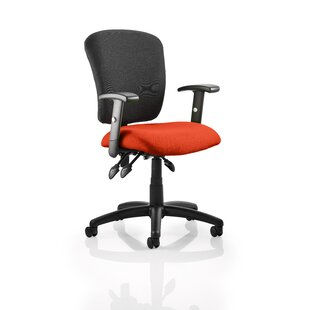 Toledo Mid-Back Desk Chair ...  sc 1 st  Height Adjustable Swivel Bar Stool (Set Of 2) By Songmics : toledo chair - Cheerinfomania.Com