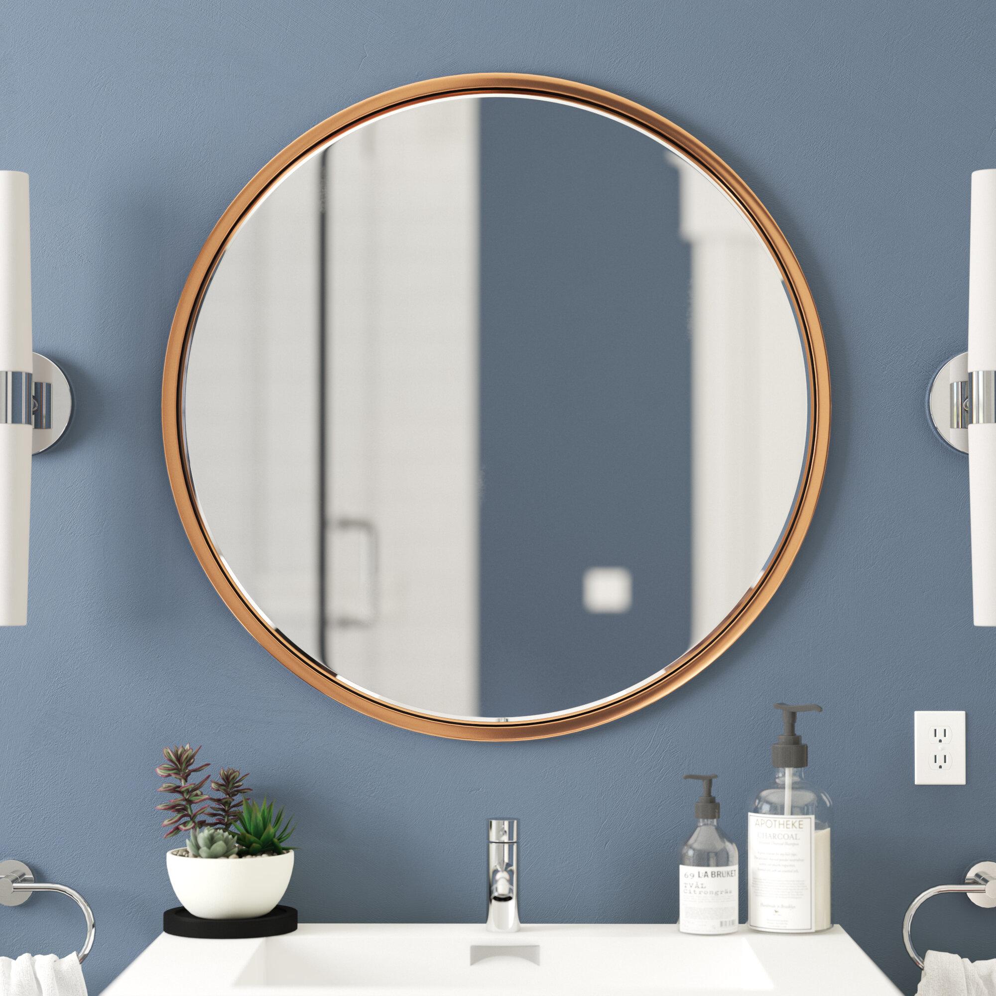 Stupendous Dahlgren Wall Bathroom Vanity Mirror Download Free Architecture Designs Terstmadebymaigaardcom