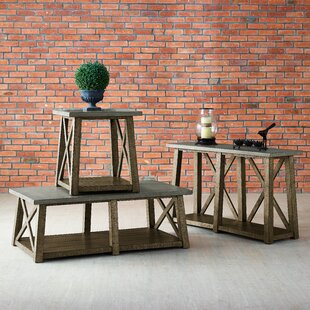 Foundry Select Ayers 3 Piece Coffee Table Set