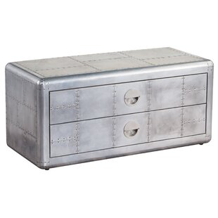 Dreshertown Block Coffee Table With Storage By 17 Stories