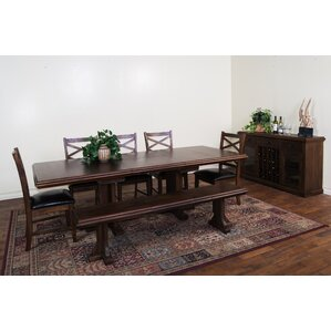 Birney Counter Height Extendable Dining T..