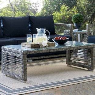 Cassiopeia Rattan Outdoor Coffee Table