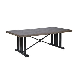 Duncombe Metal Dining Table by Darby Home Co