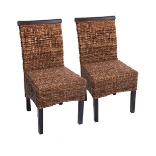 Oleander Upholstered Dining Chair (Set Of 2) By Bay Isle Home