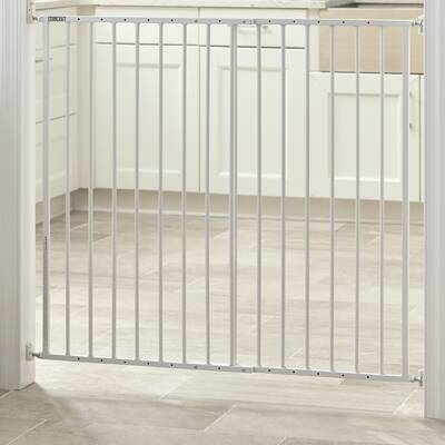 North States Easy Swing Lock Safety Gate Reviews Wayfair