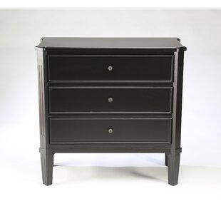 Dunwoody 3 Drawer Accent Chest