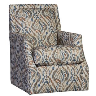 Darby Home Co Cruse Swivel Club Chair