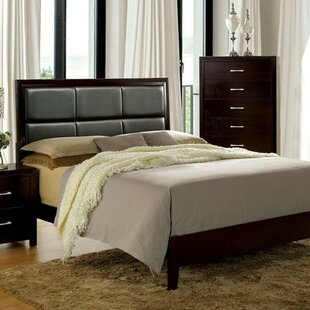 Georgii Transitional Panel Bed by Wrought Studio