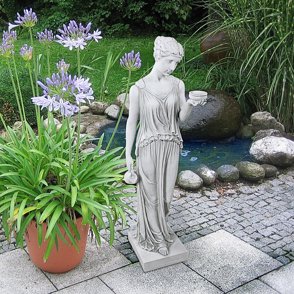 Greek God Statues Wayfair