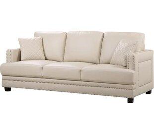 Shop Dia Nailhead Sofa by Willa Arlo Interiors
