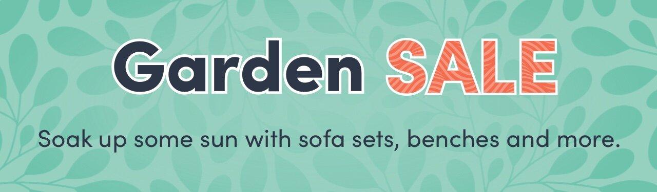 Pre-Season Garden Sale