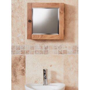 Gagne 38cm W X 38cm H Surface Mount Medicine Cabinet By Ebern Designs