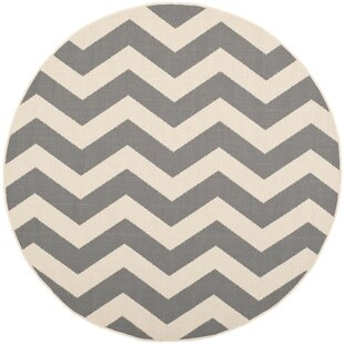 Jefferson Place Gray/Beige Indoor/Outdoor Area Rug