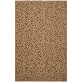 Catori Gold Indoor/Outdoor Area Rug