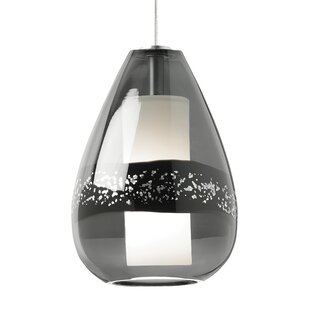 Otani 1-Light Cone Pendant by Wrought Studio