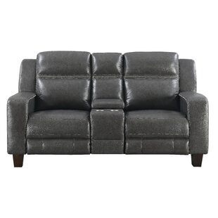 Purchase Novice Reclining Loveseat by Brayden Studio Reviews (2019) & Buyer's Guide