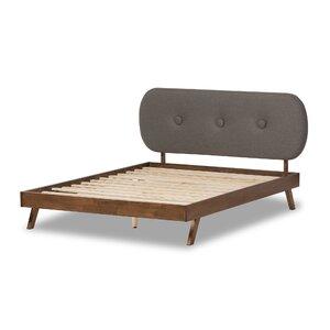Elenora Upholstered Platform Bed