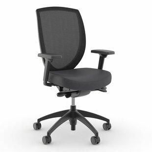 Wish Ergonomic Mesh Task Chair by Kimball