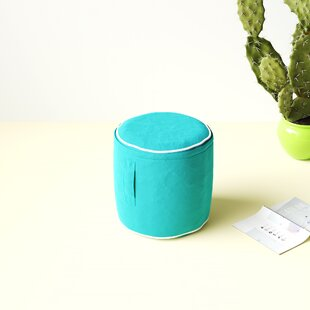 Halsey Outdoor Ottoman By Hashtag Home