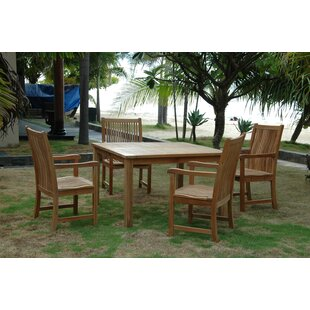 Anderson Teak Windsor 5 Piece Teak Dining Set