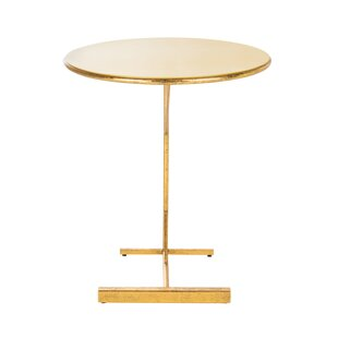 Kilmarnock Round C End Table