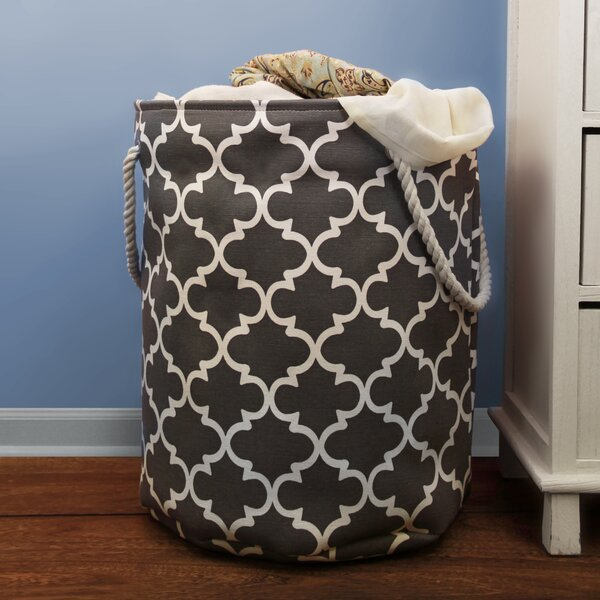 Laundry Bags With Handles Gorgeous Hamper With Rope Handles Wayfair