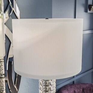 Nylon Drum Lamp Shade