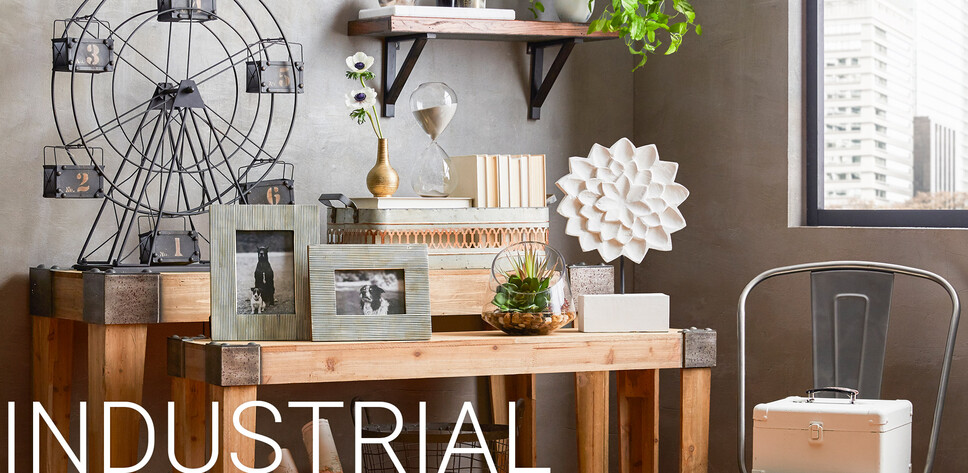 Industrial Furniture & Decor | Joss & Main