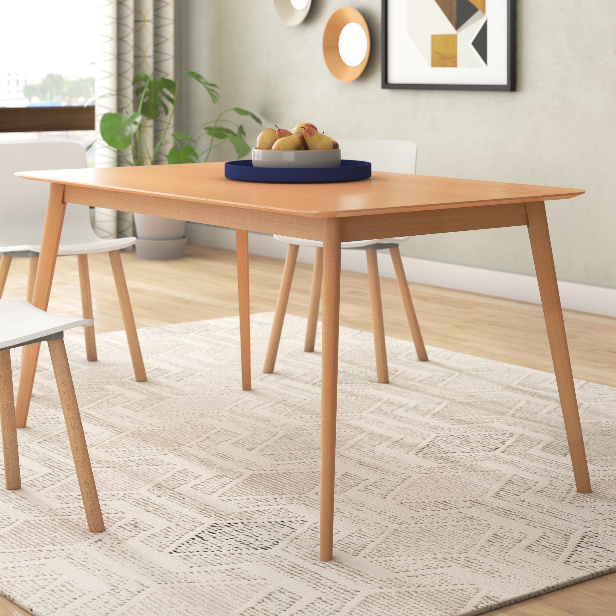 38f6e22d493 Langley Street Memphis Dining Table   Reviews