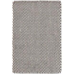 Hand Woven Graphite Indoor/Outdoor Area Rug