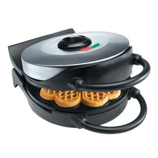 CucinaPro Classic Round Heart Waffler