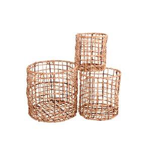 Samoa Laundry Basket By Beachcrest Home