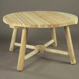 English Solid Wood Dining Table by Rustic..