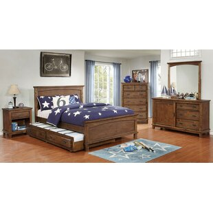 Claudia Twin Configurable Bedroom Set by Harriet Bee
