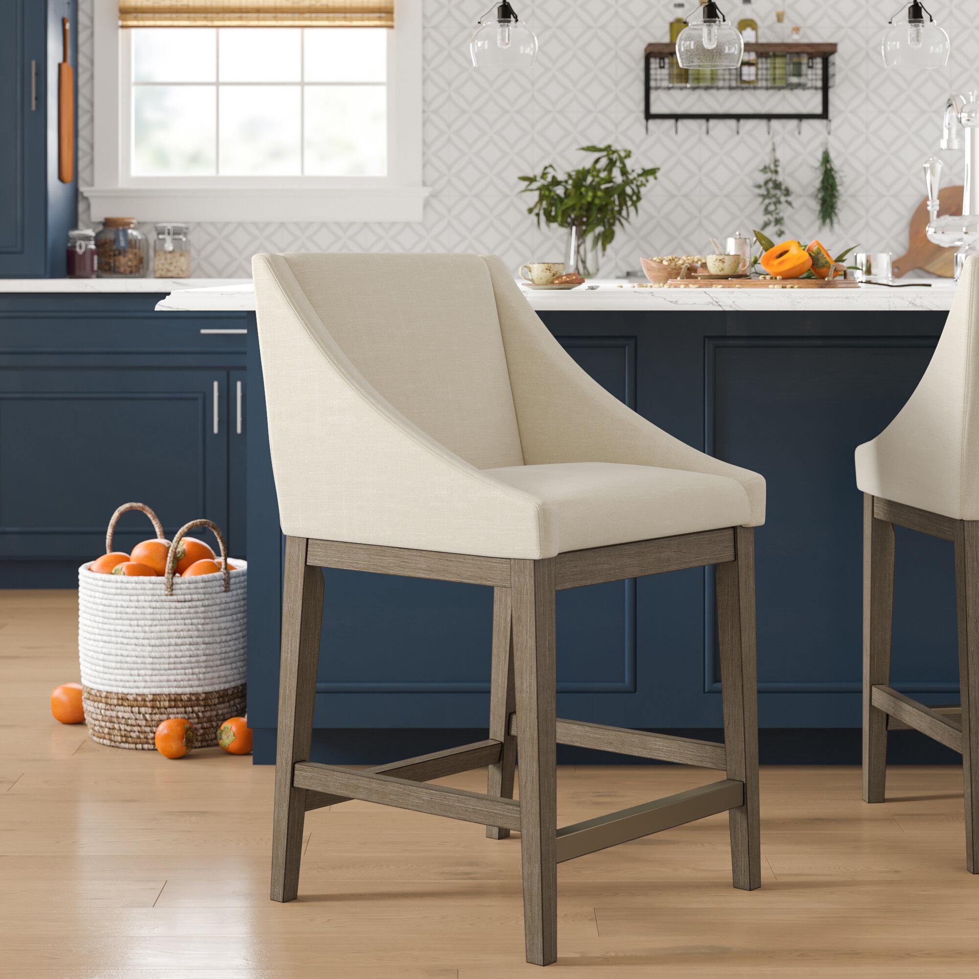 Marvelous Kenton 26 Bar Stool Bralicious Painted Fabric Chair Ideas Braliciousco