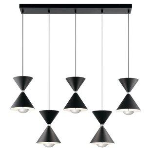 ?lan Lighting Kordan 5-Light LED Kitchen ..
