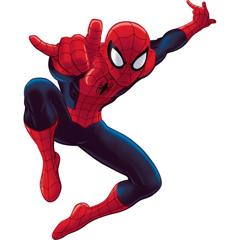 Spider Man Ultimate Giant Wall Decal