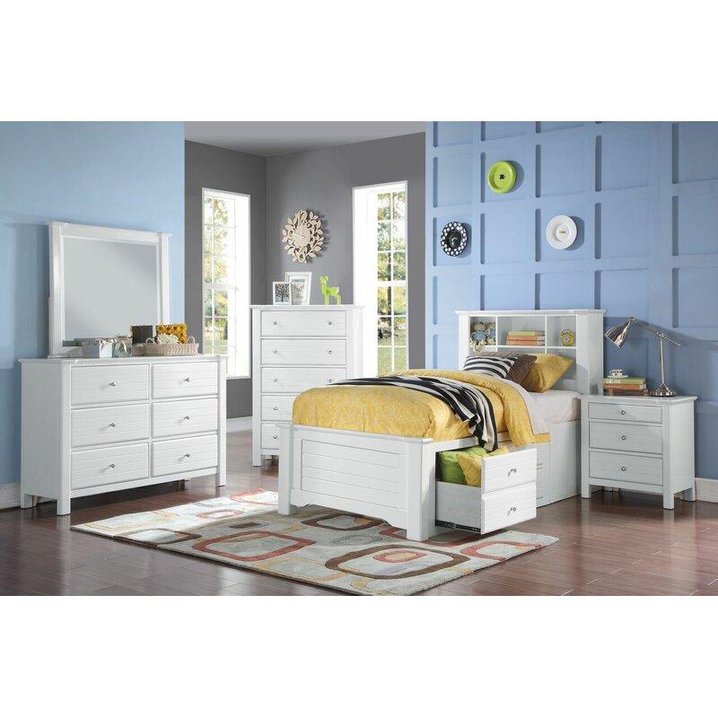 Everman Mateu0027s U0026 Captainu0027s Configurable Bedroom Set