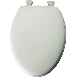 Mayfair Traditional Wood Elongated Toilet Seat