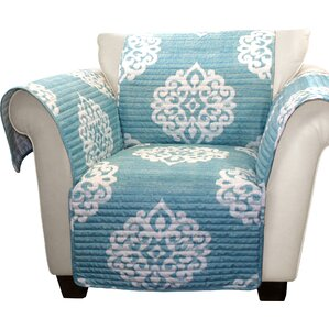 White Recliner Slipcovers Youll Love Wayfair