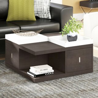 Ammar Coffee Table by Wade Logan SKU:AC208676 Check Price