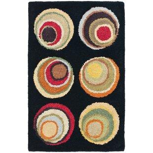 Price Check Soho Light Dark Black / Multi Contemporary Rug By Safavieh