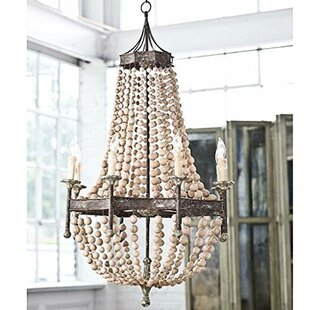 Hebron 8-Light Empire Chandelier by Bungalow Rose