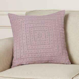 Lera Cotton Throw Pillow