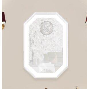 Upper Shockerwick LED Lighted Wall Mirror by Orren Ellis