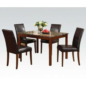 Portland 5 Piece Dining Set by ACME Furniture