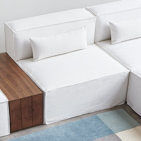 Mix Modular Sofa Slipcover