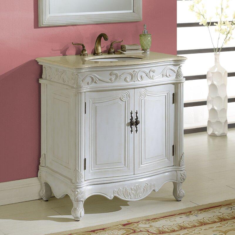 Astoria Grand Alexis 32 Single Bathroom Vanity Set Reviews Wayfair
